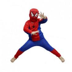 Costum Spiderman copii 4-8 ani