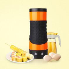 Aparat preparare omleta pe bat, Magic Egg Roll, negru