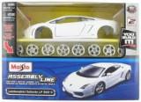 Maisto-Linie de Asamblare-Lamborghini Gallardo