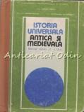 Istoria Universala Antica Si Medievala. Manual Pentru Clasa a IX-a