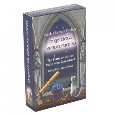Carti Oracol Mystical - Marie-Anne Lenormand foto
