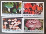 Cumpara ieftin Angola 1999 ciuperci   4v. mnh