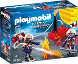 Playmobil City Action - Pompieri cu pompa de apa | arhiva Okazii.ro