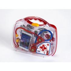 Set de joaca doctor cu telefon si termometru Klein