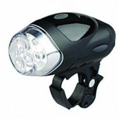 Far Lanterna Tornado 4 Led-uri 2 Functii NegruPB Cod:MXBAC0302
