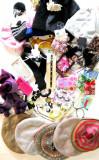 Mix accesorii bijuterii, caciuli marca Accessorize outlet!