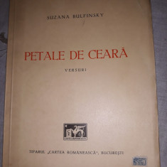 SUZANA BULFINSKY - PETALE DE CEARA