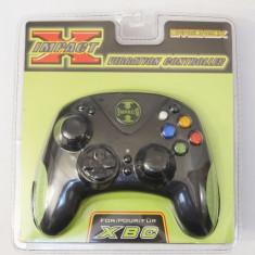 Controller maneta Xbox Classic - nou sigilat - Impact X vibration