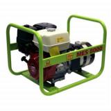 Generator de curent electric Pramac MES8000, 7.2 kVA, monofazat, benzina