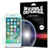 Ringke Invisible Defender 2x Full TPU Coverage Protector Ecran pentru iPhone 8 7 Husa friendly (IFAP0001 RPKG)