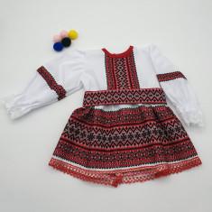 Compleu traditional fetite Natalia 2