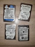lot 4 harduri de 320 Gb - SATA - pentru  piese -