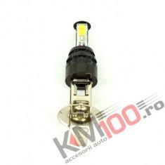 Bec LED H1, Epistar, 20w, 12V (proiectoare)