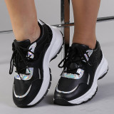 Pantofi sport dama Sebastiana negri, 38 - 40