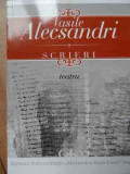 Scrieri Vol Ii Teatru - Vasile Alecsandri ,523127