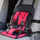 Cumpara ieftin Suport Scaun Auto Siguranta Bebe copii Suport Scaun masa Rosu-Albastru