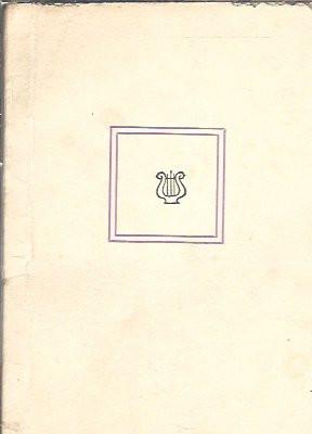 Aurel Rau - Poezii / ed. Tineretului 1967 / col. Cele mai frumoase poezii