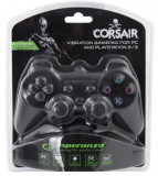 Controller Esperanza Corsair GX500 PC / PS2 / PS3