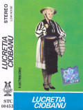 Caseta audio:  Lucreția Ciobanu – Mulțumescu-ți,primăvară ( Electrecord STC453), Casete audio