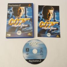 Joc Playstation 2 - PS2 - 007 Nightfire