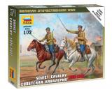 1:72 Soviet Cavalry - 2 figures 1:72