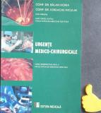 Urgente medico-chirurgicale Curs Medicina Dentara anul V Balan Horia