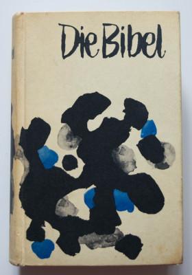 Die Bibel (nach der deutschen Ubersetzung Martin Luthers) foto