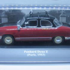 Macheta Panhard Dyna Z Taxi Altaya 1:43