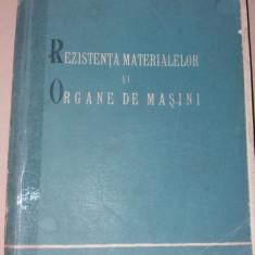 REZISTENTA MATERIALELOR SI ORGANE DE MASINI DE E. RIZESCU SI D. BOIANGIU