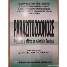 Parazitozoonoze. Probleme la sfarsit de mileniu in Romania
