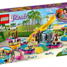 LEGO Friends - Petrecerea la piscina a Andreei 41374