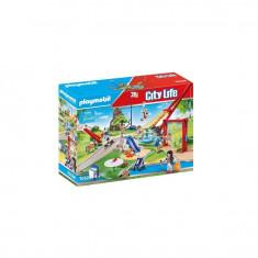 Playmobil City Life - Club set loc de joaca