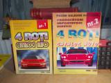 4 ROTI : CATALOG AUTO , NR. 1 / 1995-1996 + NR. 2 / 1996-1997