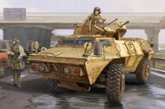 1:35 M1117 Guardian Armored Security Vehicle (ASV) 1:35 foto