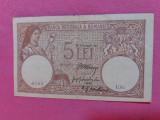 Bancnote romanesti 5lei fagure 1917
