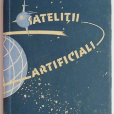 Satelitii artificiali – A. Sternfeld
