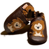 Pantofi cu talpa moale Liliputi Protector Lions