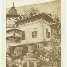 cp Govora : Vila Beresteanu - anii 1920