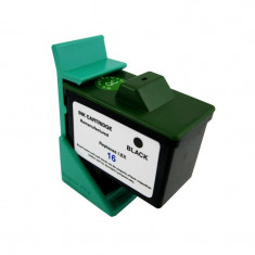 Cartus compatibil 10N0016E 10N0217E Lexmark Black