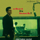 Chet Baker Chet Is Back! (cd)