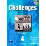 Challenges Workbook 4 and CD-Rom Pack - Amanda Maris