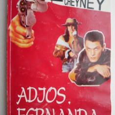 Adios, Fernanda – Peter Cheyney