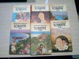 TORENTE * 6 Vol. - Marie-Anne Desmarest - 1992, 315+287+303+204+189+205 p., Alta editura