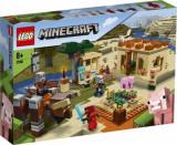 LEGO Minecraft, The Illager Raid 21160