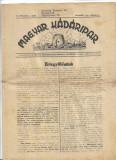 Magyar kadaripar mai 1943 nr 4 ziar vechi maghiar al doilea razboi mondial