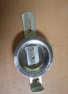 Forma  VECHE Originala biscuiti spritati pentru masina de tocat manual,T.GRATUIT