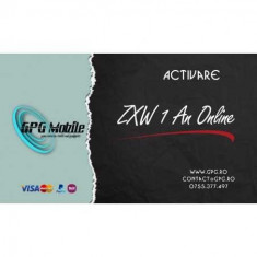 Activare 1 An ZXW 3.0 Online