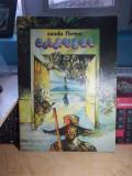 SANDU FLOREA - CARUSEL : POVESTIRE FANTASTICA IN 52 DE LITOGRAFII , 1982