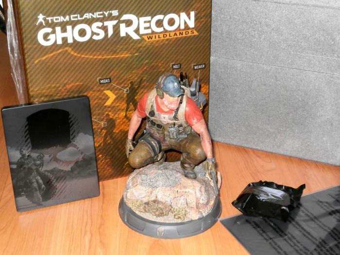 Ghost Recon Wildlands Nomad Collector's Case , editie de colectie