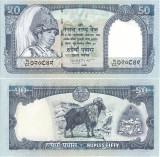 2002 , 50 rupees ( P-48b ) - Nepal - stare UNC